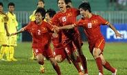 Tuyển nữ Việt Nam duy trì vị trí thứ 7 châu Á
