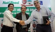 NutiFood mở học viện bóng đá tại TP HCM
