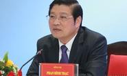 Ông Phan Đình Trạc điều hành công việc của Ban Nội chính TƯ