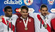 Guerrero lại chắp cánh cho Peru