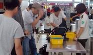 Cầm nhầm iPhone 6 Plus ở sân bay Đà Nẵng, bị phạt 7,5 triệu đồng