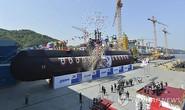 Châu Á chạy đua tàu ngầm do căng thẳng trên biển