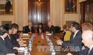 Gặp Tổng Bí thư, nghị sĩ Mỹ quan tâm cao độ tới Biển Đông