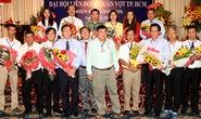 Liên đoàn Quần vợt TP HCM có nữ tổng thư ký