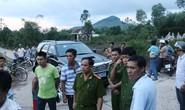 Gần 100 cảnh sát đang vây ráp tên cướp có súng lẩn trốn trên núi