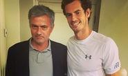 Mourinho từng rơi nước mắt khi Murray vô địch Wimbledon