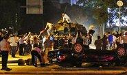 Thổ Nhĩ Kỳ: Diễn biến quân sự trong vụ đảo chính
