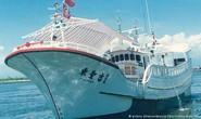 Đài Loan nóng mặt vì tàu cá bị Nhật bắt giữ
