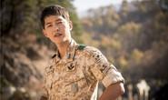 """""""Đại úy"""" Song Joong Ki than vãn vì nổi tiếng"""