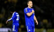 Terry tranh cãi nảy lửa với ban lãnh đạo Chelsea