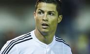 Máy bay của Ronaldo gặp nạn ở Barcelona