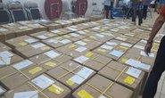 Phát hiện 2,5 tấn ma túy cực mạnh đội lốt trà khô qua đường bưu điện