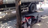 Cô gái 22 tuổi chết thương tâm giữa giao lộ