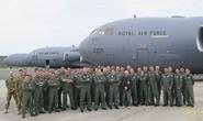 2 phi công nước ngoài âm mưu khủng bố 4 thành phố Anh