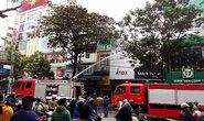 Hà Nội: Cháy quán cơm, hàng chục thực khách tháo chạy