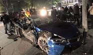 Siêu xe BMW i8 gây tai nạn kinh hãi ven Hồ Gươm