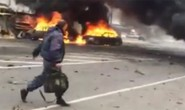 IS nhận trách nhiệm vụ đánh bom xe ở Nga