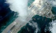 Mỹ phản đối chiến đấu cơ Trung Quốc cất cánh từ đảo nhân tạo