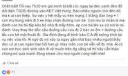 Học sinh lớp 7 hoang tin em gái bị bắt cóc giữa phố Hà Nội