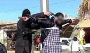 IS đóng đinh, thiêu sống hàng loạt tù nhân