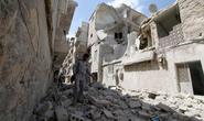 Quân đội Syria tấn công dồn dập vào Aleppo