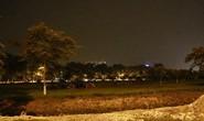 Thi thể thanh niên chết cháy nhiều ngày ở công viên Hòa Bình