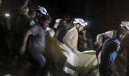 Bệnh viện ở Syria lại bị không kích, hàng chục người chết