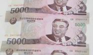 Hàn Quốc điều tra 150 kg tiền giả Triều Tiên