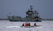 Philippines lại bắt 10 ngư dân Trung Quốc