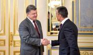 Cựu Tổng thư ký NATO làm cố vấn tổng thống Ukraine