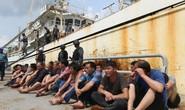 Indonesia bắt tàu cá và 8 thủy thủ Trung Quốc