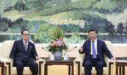 Ông Tập nhấn mạnh quan hệ thân thiện với Triều Tiên