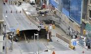 Canada: Đường 4 làn xe gãy đôi vì hố tử thần