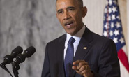 Tổng thống Obama giận dữ chỉ trích ông Trump
