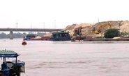 Truy bắt cát tặc trên sông Đáy, một CSGT hi sinh