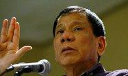 """Tổng thống Philippines """"trảm"""" 5 tướng cảnh sát"""