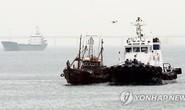 Hàn Quốc trừng phạt nặng tàu cá Trung Quốc