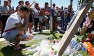 Khủng bố ở Pháp: Người hùng vật lộn với nghi phạm trên xe tải