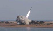 Triều Tiên phóng liên tiếp 3 tên lửa về biển Nhật Bản