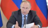 Tổng thống Putin cáo buộc Ukraine khủng bố ở Crimea