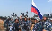 Nga – Trung tập trận đổ bộ ở biển Đông