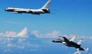 Máy bay Trung Quốc ồ ạt bay gần đảo Nhật Bản