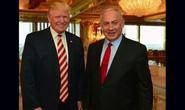 Ông Trump, bà Clinton lần lượt gặp thủ tướng Israel