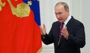 Ông Putin xé hiệp ước hạt nhân với Mỹ