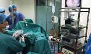 Bệnh viện thứ 2 mổ thành công nội soi bóc bướu phì tiền liệt tuyến