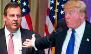 """Lý do ông Trump """"trảm"""" Thống đốc Christie"""