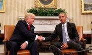 Rời Nhà Trắng, Tổng thống Obama vẫn soi ông Trump