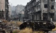 Chiến sự ở Aleppo kết thúc