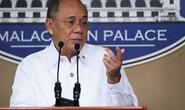 """Philippines """"nói lại"""" chuyện thăm dò dầu khí với Trung Quốc"""