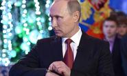 Tổng thống Putin làm gì vào năm mới?